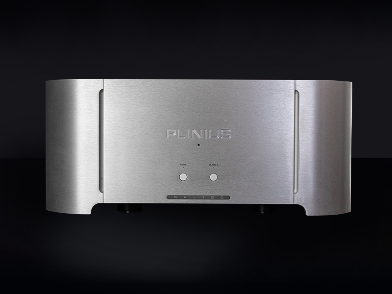 A-150 Power Amplifier Front look